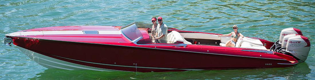 Nor-Tech boat
